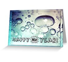 Happy New Years! Greeting Card
