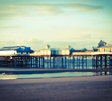 Blackpool Pier by Carl Greenwood