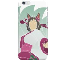 Dynasty Ahri - League of Legends iPhone Case/Skin