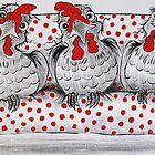 Chooks on the Couch by Sally Ford