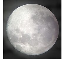 Oh the moon!!  Photographic Print