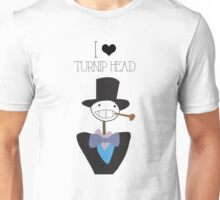 Turnip Head Unisex T-Shirt