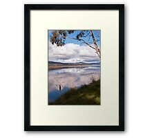 A River of Clouds III Framed Print
