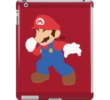 Mario - Super Smash Bros. Minimalist iPad Case/Skin