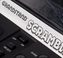 Grandstand scramble by billlunney