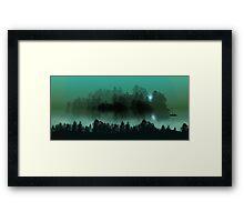 1420 Framed Print