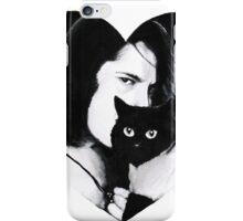 Danzig <3s Kitties iPhone Case/Skin