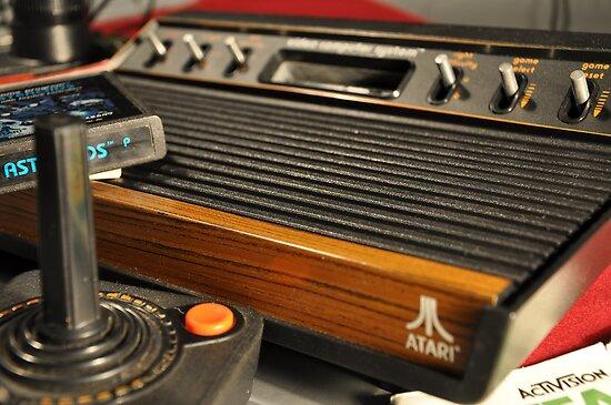 Atari VCS by billlunney