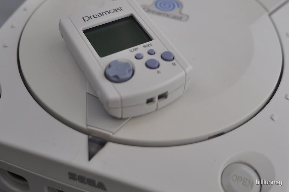 Sega Dreamcast by billlunney