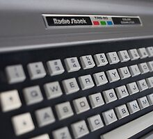 TRS80 by billlunney