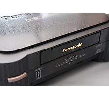 Panasonic 3DO Photographic Print