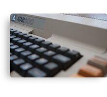 Atari 800 Canvas Print
