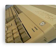 Commodore Amiga Canvas Print