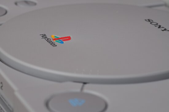 Sony Playstation by billlunney