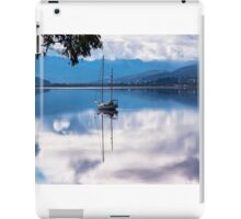 Huon River Clouds and Reflections iPad Case/Skin