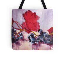 Blue Grape Tote Bag