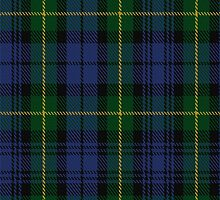 00034 Gordon Clan/Family Tartan by Detnecs2013