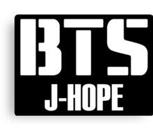 BTS/Bangtan Boys - J-Hope Canvas Print
