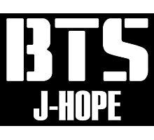 BTS/Bangtan Boys - J-Hope Photographic Print
