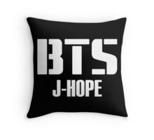 BTS/Bangtan Boys - J-Hope Throw Pillow
