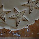 Star Cookies by Danielle  La Valle