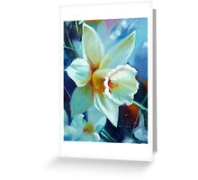 Narcissus 1 Greeting Card