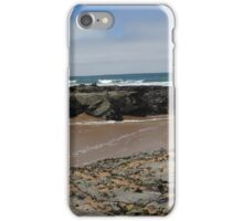Beach Panoramic. iPhone Case/Skin