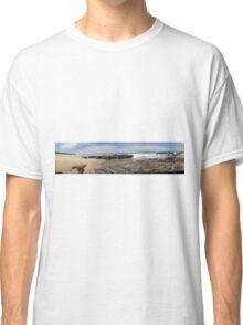 Beach Panoramic. Classic T-Shirt