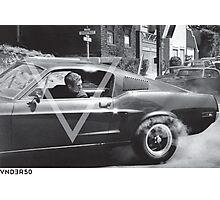 VNDERFIFTY BULLITT Photographic Print