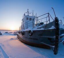 await  season of navigation. by bashta