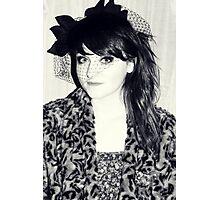 Vintage Alice Photographic Print