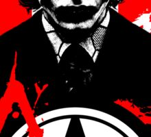 Onision Joker Shirt Sticker