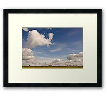 Eilandspolder Framed Print