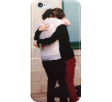 Larry Hug iPhone Case/Skin