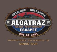 Alcatraz Escapee by GUS3141592