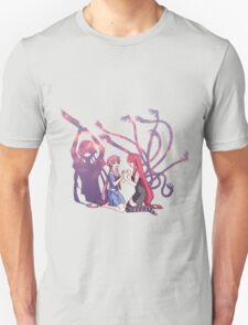 future diary mirai nikki elfen lied lucy yuno gasai anime manga shirt Unisex T-Shirt