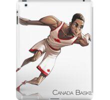 Andrew Wiggins - Canada Basketball iPad Case/Skin