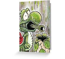 Yoshalien Greeting Card