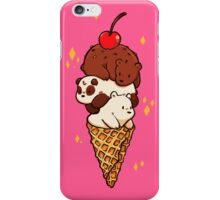 We Bare Ice-Cream iPhone Case/Skin