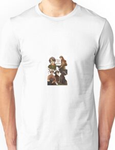 Sirius Black and Remus Lupin Unisex T-Shirt