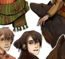 Sirius Black and Remus Lupin Sticker