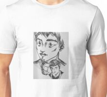 Droopy Eyes Unisex T-Shirt