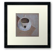 """Moo's Pitcher"" Framed Print"