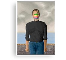 Father of Apple Canvas Print