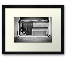 OnePhotoPerDay Series: 360 by L. Framed Print