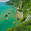 5 ★★★★★ . The beach of Myrtiotissa . Corfu. Greece  -  one of the most beautiful beaches in Europe. by Brown Sugar. F*** Views (637) . Favs (4). Mu ine poli efcharisto ! thanks !!! by © Andrzej Goszcz,M.D. Ph.D