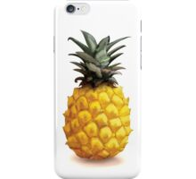 Pineapple Painting iPhone Case/Skin