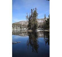 Yellowstone National Park - Lake Photographic Print