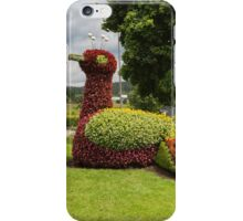 Flower Bird iPhone Case/Skin