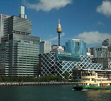 Sydney's King St Wharf by Kezzarama